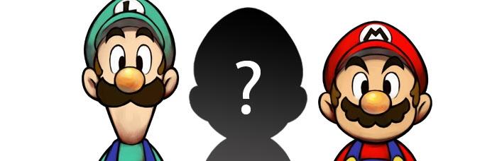 """Durante un'intervista a GT.TV, Mr. Shigeru Miyamoto ha inaspettatamente lasciato trapelare una notizia che, se fosse confermata, avrebbe dell'incredibile. """"Prima o poi Mario e Luigi avranno bisogno dell'aiuto di un terzo fratello"""" Da sempre Nintendo è regina nello stupire i suoi fedelissimi..."""