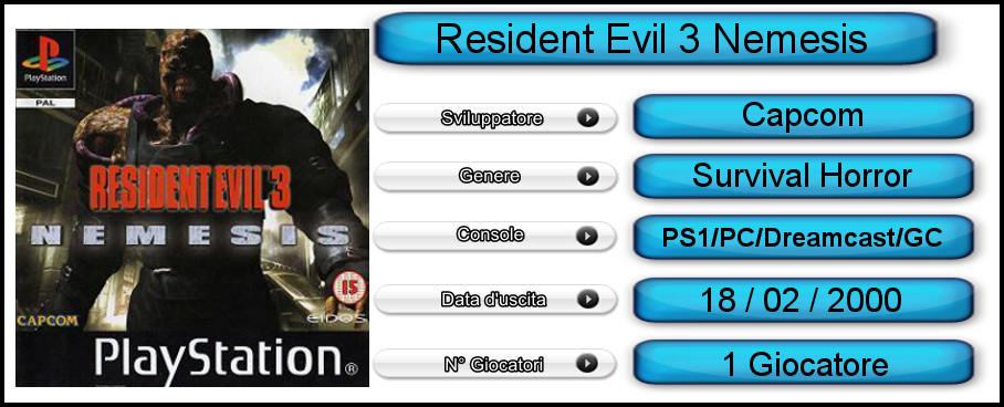 re evil 3
