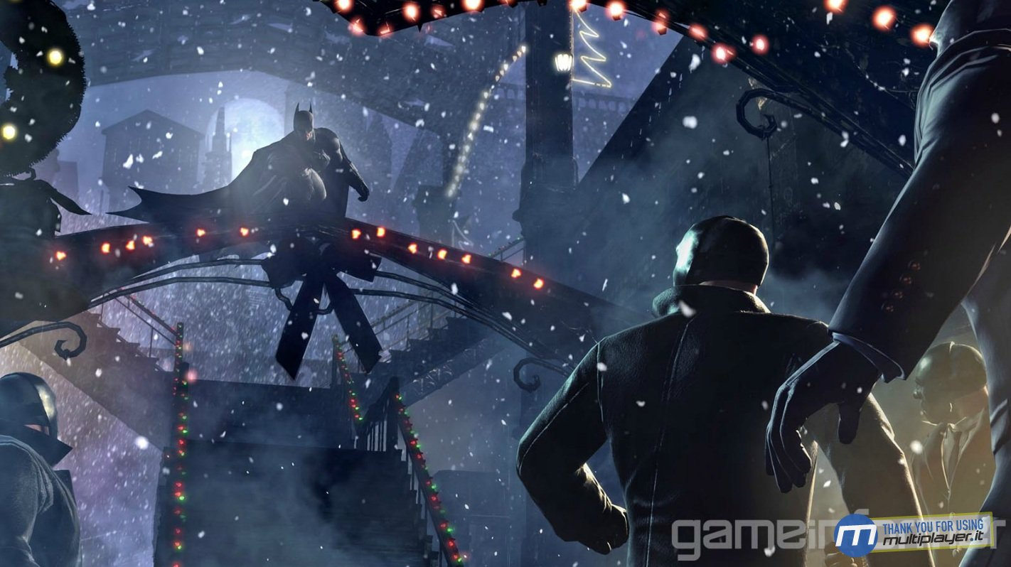 Dopo il reveal della giornata di ieri effettuato da Game Informer, il nuovo episodio di Batman chiamato Arkham Origins, si mostra nei primi 6 scatti.  Nelle immagini si intravedono alcuni nemici più famosi del Cavaliere Oscuro, tra cui: Il Pinguino...