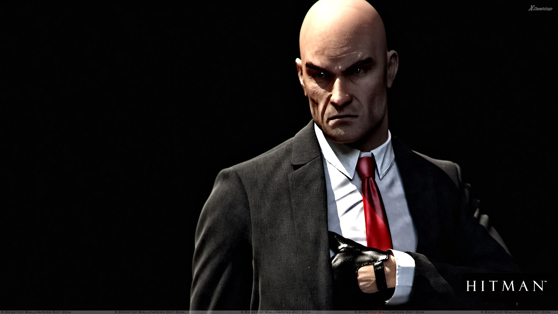 Hitman Absolution - Pulling The Gun Out