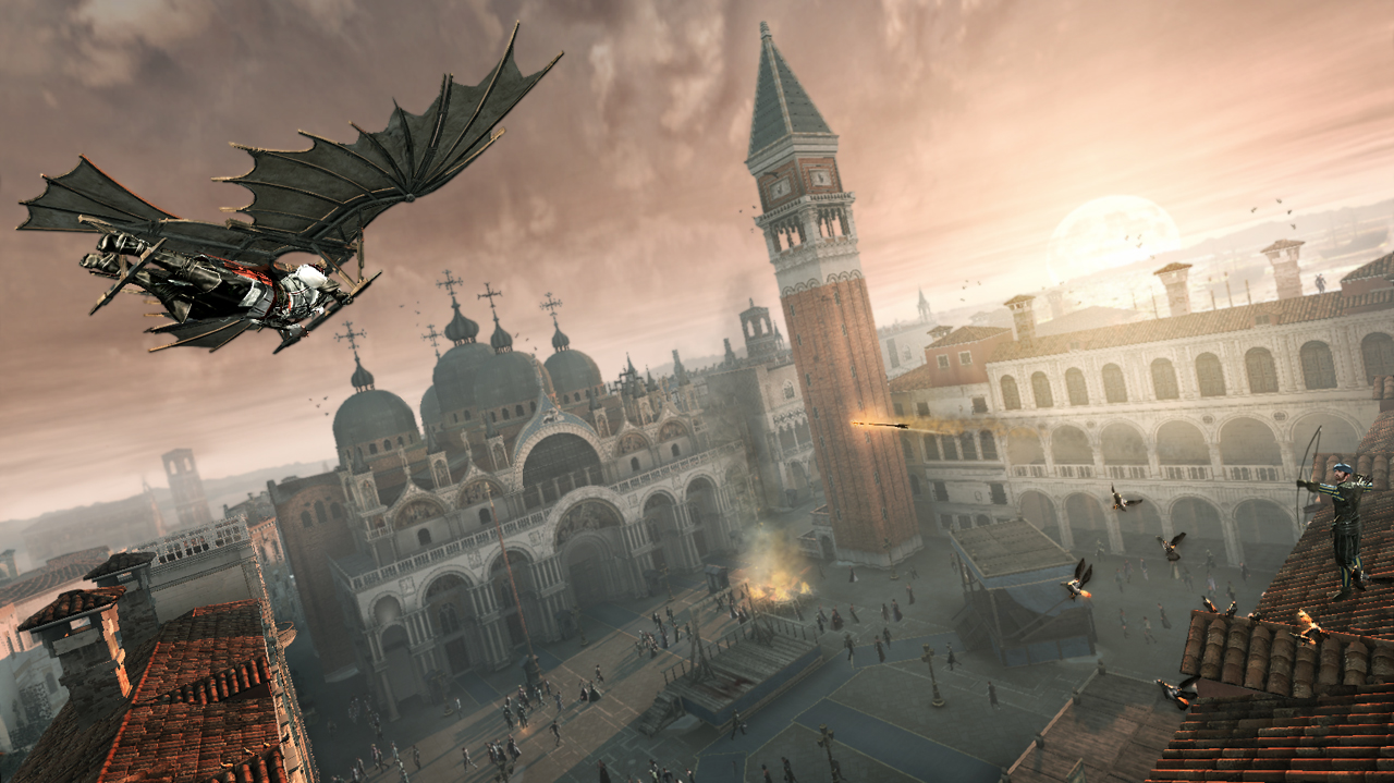 Assassin's Creed II (2)