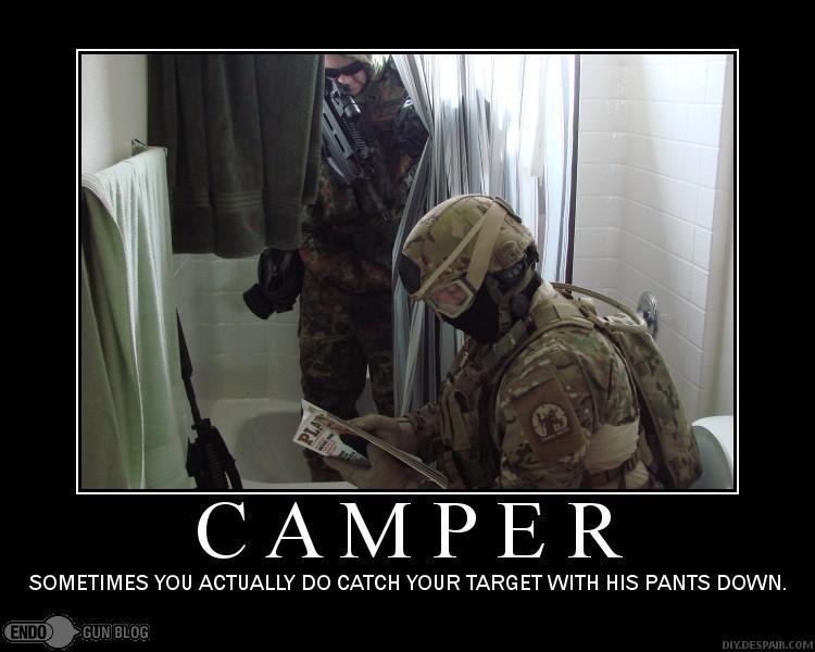 CamperCOD
