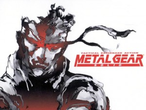 Metal Gear Solid COMIC - Wasterbull Original
